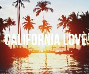 california, love, and beautiful image