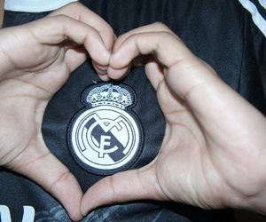 heart, real madrid, and passion image