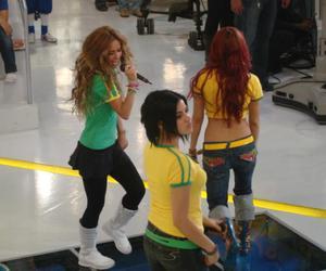 Anahi, dulce maria, and RBD image