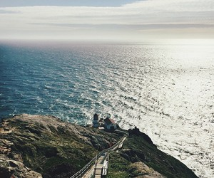 lighthouse, Marin County, and pacific ocean image