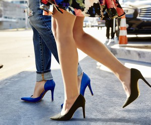 fashion, heels, and pumps image