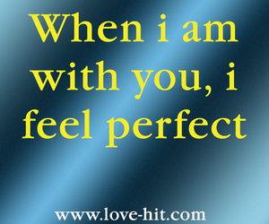 love quote, sweet, and couple quote image