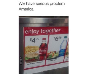 america and food image