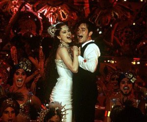 Nicole Kidman, ewan mcgregor, and moulin rouge image