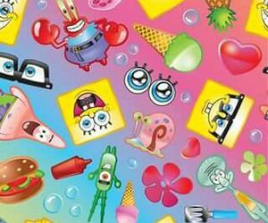 wallpaper and bob esponja image