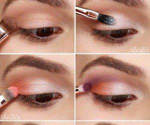 makeup, tutorial, and diy image