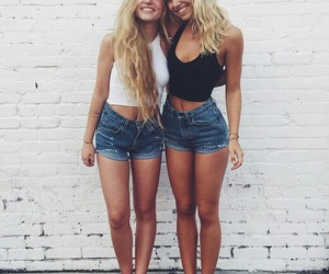 beauty, blonde, and summer image