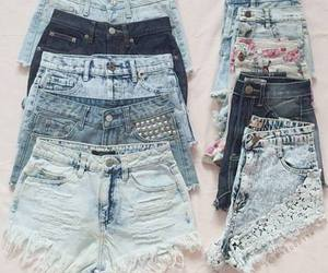shorts, jeans, and style image