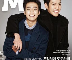 lee hyun woo and kim woo bin image
