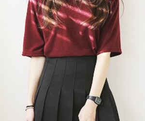 clothes, girly, and kfashion image