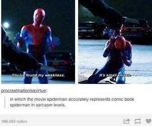 funny, Marvel, and comic image