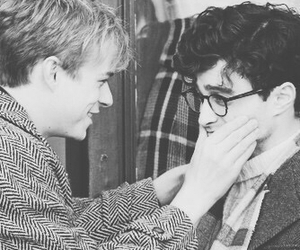 lu, kill your darlings, and lucien carr image
