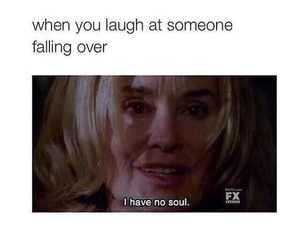 funny, lol, and ahs image