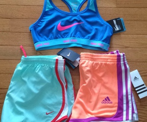 adidas, fashion, and fit image