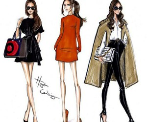 hayden williams, victoria beckham, and art image