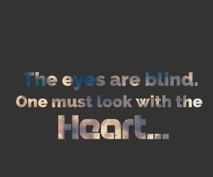 follow your heart, look, and quotes image