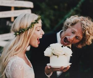 wedding and samuel and hildegunn image