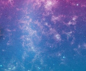 blue, galaxy, and stars image