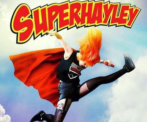 hayley williams, paramore, and superhayley image
