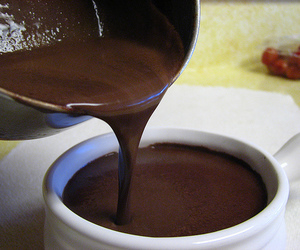 chocolate and yummy image