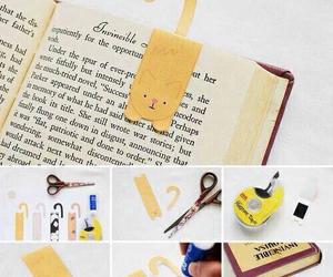 diy, book, and cat image