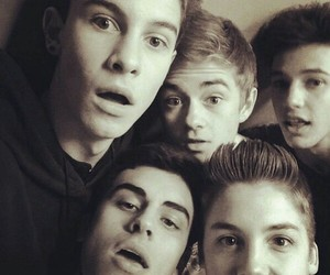 cameron dallas, shawn mendes, and magcon image