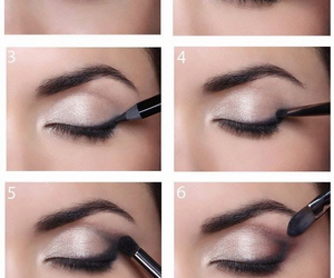 brow, eye, and eyebrow image