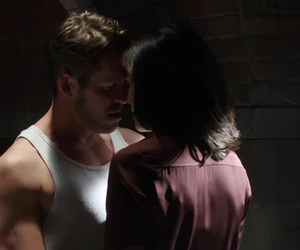 once, outlawqueen, and ouat image