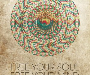 free, soul, and mind image