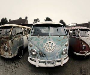 hipster, old, and car image