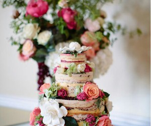 beautiful, cakes, and delicious image