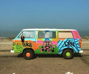 hippie, hipster, and summer image