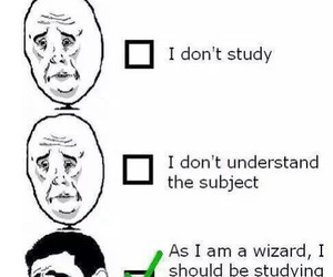 hogwarts, harry potter, and funny image