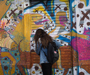 colors, street art, and streets image