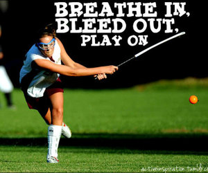 bleed, breathe, and determination image