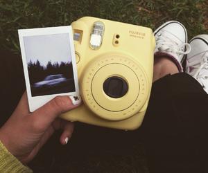black, camera, and converse image