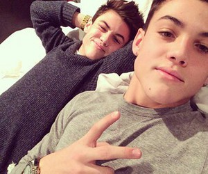 ethan, dolan, and grayson image