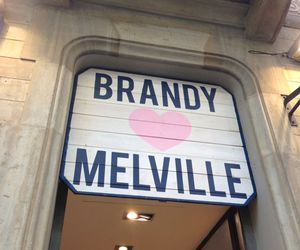 brandy melville, tumblr, and shop image