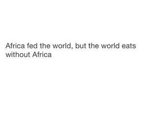 quotes and africa image