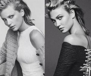Karlie Kloss, photoshoot, and Taylor Swift image