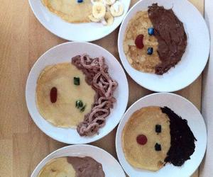 pancakes, 1d, and liam payne image