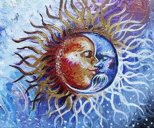 sun, moon, and sol image