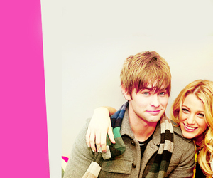 actors, Chace Crawford, and serena image