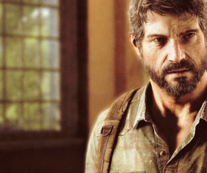the last of us, joel miller, and the last of us remastered image