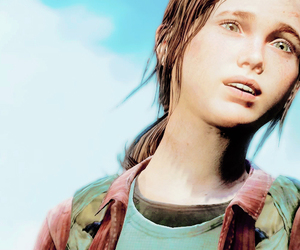 the last of us, ellie williams, and the last of us remastered image