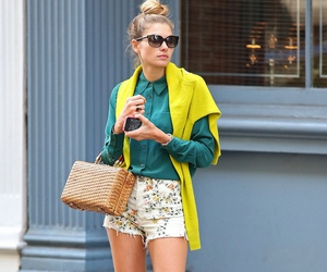 bag, blouse, and buy image