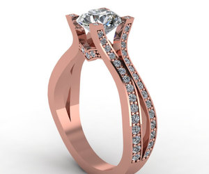 accessories, ring, and wedding ring image