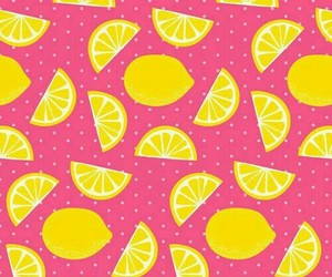 background, lemon, and wallpaper image
