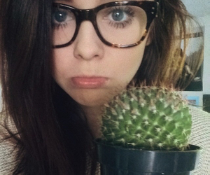 acacia clark, acacia brinley, and cactus image