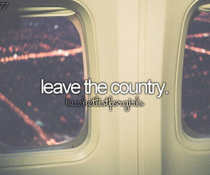 leave and travel image